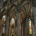 Inside the Koeln Dom