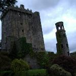 Blarney Castle, very early in the morning.