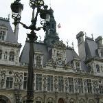 Hôtel de Ville ภาพถ่าย