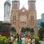 notre dame cathedral - ho chi minh, vietnam '07