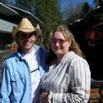 Me and Jason in Gatlinburg