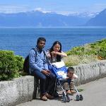 Lake Geneva ภาพถ่าย