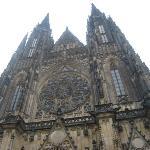 Fantastiske St. Vitus katedralen