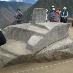 Day 4 - Sun Dial or the Intihuatana stone