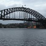 Sydney Harbour Bridge, from the Opera House
