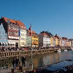 Nyhavn - Copenhagen, DK