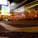 Piccadily Circus at Night