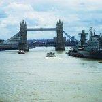 london bridge on the Thames river:D