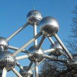 Atomium ภาพถ่าย