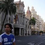 Plaza del Ayuntamiento ภาพถ่าย