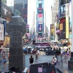 Time Square des estrades