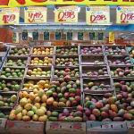más frutas tropicales........!me gustarón todas!