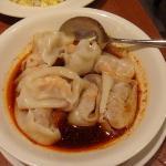 红油抄手 (虾仁)
