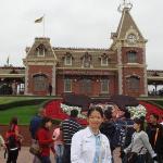 小小的迪士尼乐园,却也留下美好回忆。