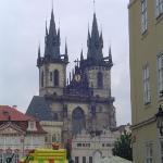 Old Town Hall, Prague, Czech Republic