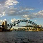 สะพานซิดนีย์ฮาเบอร์ ภาพถ่าย