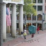 Faneuil Hall Marketplace ภาพถ่าย