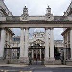Leinster House Photo