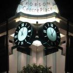 Robson Street Foto