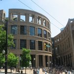 Vancouver Library Square - the largest capital project ever undertaken by the city of Vancouver.