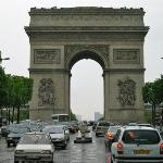 Triumfbuen, Paris 2003