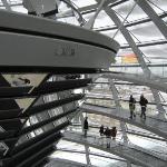 La cupola del Reichstag