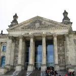 Palazzo del Reichstag (Parlamento Tedesco)