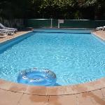 la piscine ..;.