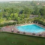 Swimming Pool & mini golf course