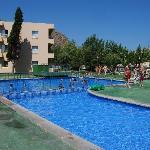 La mejor piscina, la mas pequña