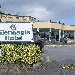 Welcome to the Gleneagle Hotel