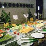 Breakfast at Ocean Spa Hotel