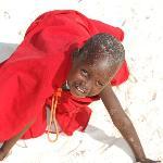 Bambina masai