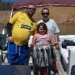 Fishing with Ben Raimondi