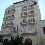Hera hotel exterior