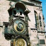 Praha 2008- Astrological clock
