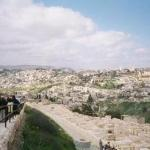 From the Mt of Olives