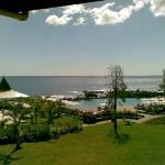 Mauritius, Africa widok z hotelu Club Med
