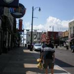 Beale Street ภาพถ่าย