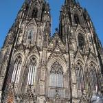 It has the second-tallest church spires, only surpassed by the single spire of Ulm Cathedral, co