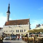 Tallinn Old Town ภาพถ่าย