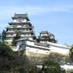 CASTILLO DE HIMEJI 姫路城 Himeji-jō  Vista panorámica