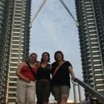 Kuala Lumpur - Petronas Towers at day
