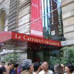 Carrousel du Louvre ภาพถ่าย