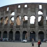 The Flavian Amphitheater - you thought I was going to say the Colosseum but that's actually just