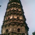 Tiger Hill Pagoda, Suzhou, China