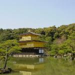 The Golden Pavilion.