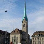 Iglesia de Nuestra Señora (Fraumunster)