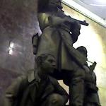 Moscow Metro ภาพถ่าย