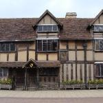 Shakespeare's place